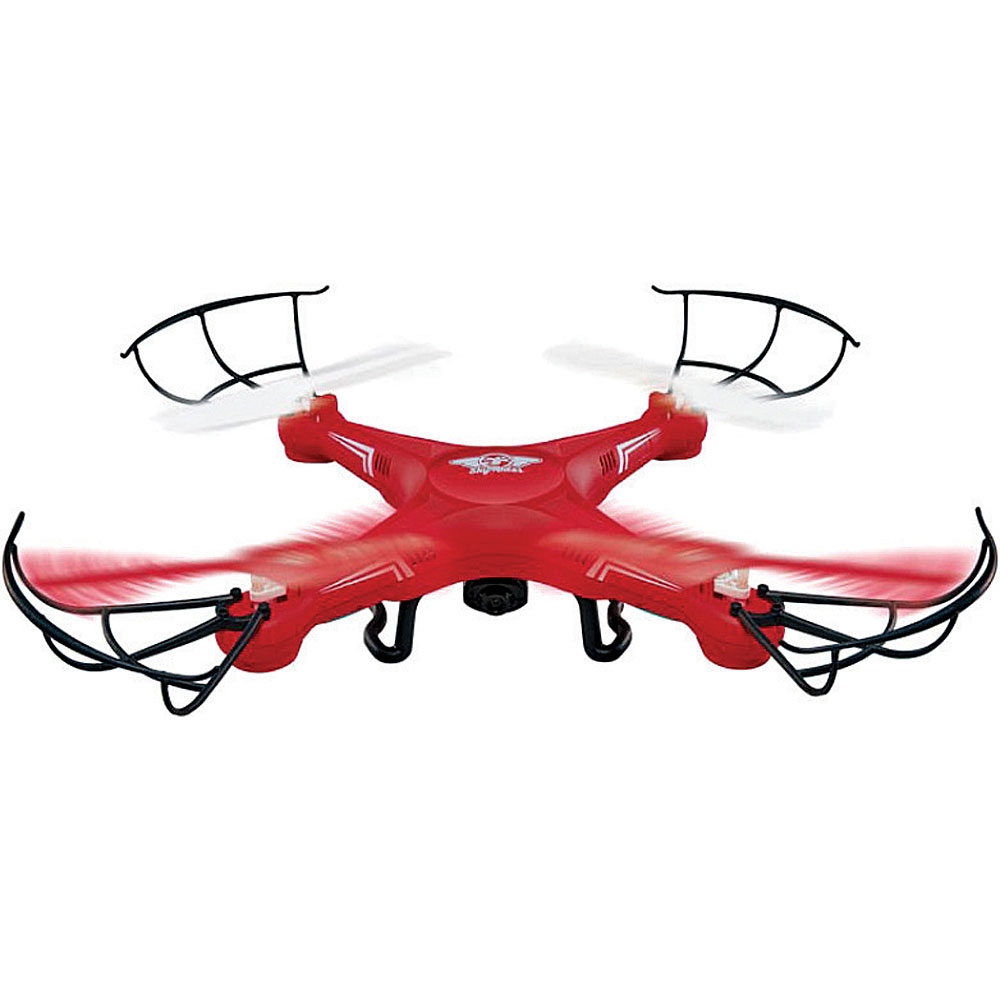 GPX Drone With Camera Red