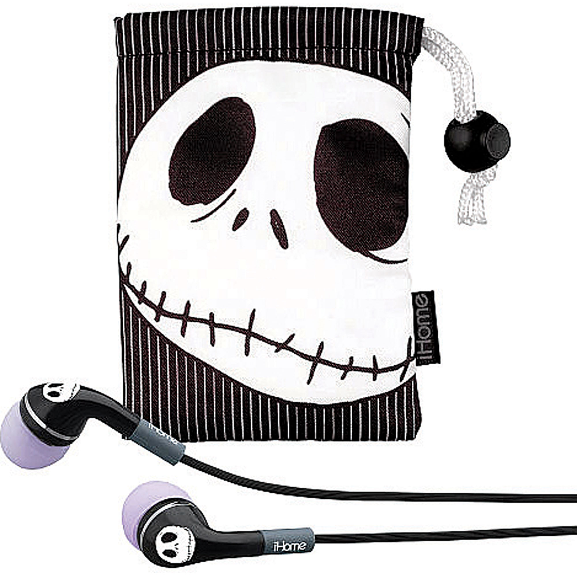 iHome Nightmare Before Christmas Earbuds - Fesco Distributors